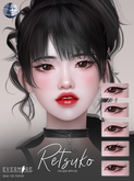 EVERMORE. [ retsuko - lashes ] - GENUS  - wear me