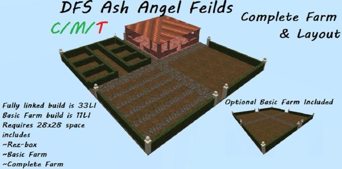 ((P.I.D&D)) DFS Ash Angel Feilds