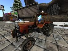 Shubbie Tractor