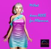 MiNat ALICE dress ALTAMURA