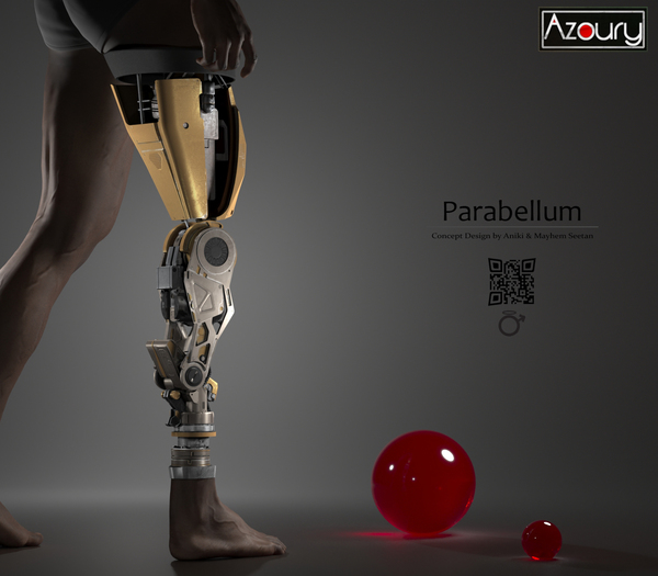 AZOURY - Parabellum for Men