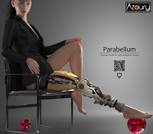 AZOURY - Parabellum for Women
