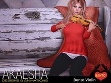 Bento Violin ~ Plays Christmas Music