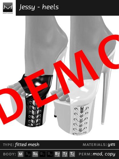 *HDM* Jessy - [DEMO] Heels