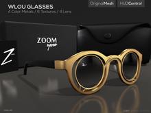 [Z O O M] Wlou Glasses