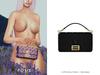 POSIE - Arlet Baguette Handbag .ONYX
