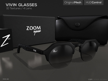 [Z O O M] Vivin Glasses