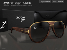 [Z O O M] Aviator 2017 : Rustic