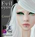 =Impulse= Evil Eyes Green (Catwa, Genus, Omega applier, Classic Avatar)