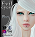=Impulse= Evil Eyes Blue (Catwa, Genus, Omega applier, Classic Avatar)