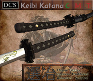 [-25% SALE] KEIBI KATANA *Limited Edition*