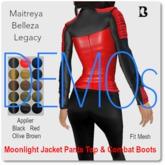 Moonlight Jacket Pants Top Boots Legacy Maitreya DEMO