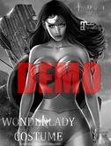 ::LV:. WonderLady Costume - DEMO