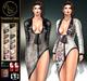 Arisarisb w coal45 tenderness dress vendor