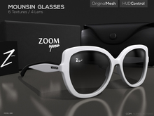 [Z O O M] Mounsin Glasses