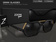 [Z O O M] Grinn Glasses