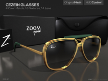 [Z O O M] Cezein Glasses