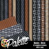Palette - Basics Deco