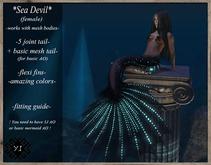 ..Yama's Ideas.. Sea Devil Female