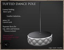 Y.I - Tufted Dance Pole [Full perm]