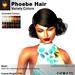 A&A Phoebe Hair Variety Colors V2, boxed