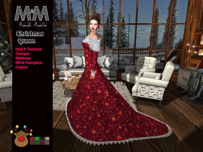 Winter - M&M-Christmas Queen-NOV19