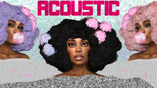 : Puft : Acoustic Blacks/Greys