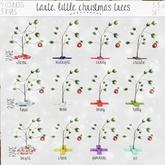 tarte. little christmas tree (charlie)