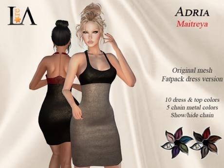 LA-Adria Fatpack unpack