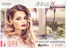 [SINSE] Anna AO BENTO Full Version Motion Capture Optical Series v2