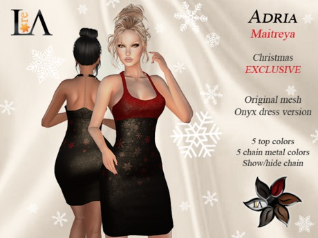 LA-Adria Christmass Onyx unpack