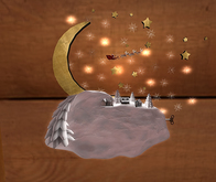 CJ Christmas Music Box for Wall - Lullaby