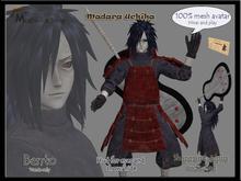 Avatar Madara Naruto Shippuden (100% mesh, Bento)