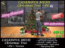 ★SPECIAL OFFER★ 449 instead 2000 Casanova Lovers Christmas Tree - PG Version Copy
