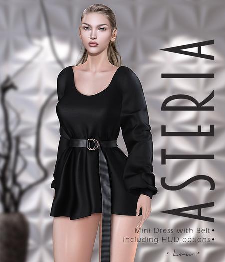 "* GIFT *Asteria ""Lou"" [Maitreya/Belleza] Mini Dress - Fatpack"