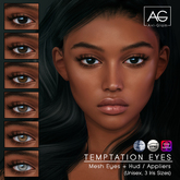 AG. Temptation Eyes - Fatpack