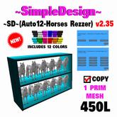 12 Horses Rezzer v2.35
