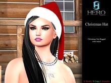 HERO - Christmas Hat