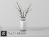Fancy Decor: Carter Vase with Branches
