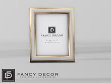 Fancy Decor: Carter Photo Frame