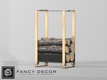 Fancy Decor: Carter Log Rack