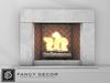 Fancy Decor: Carter Fireplace