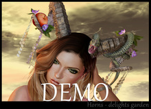 (*.*) Horns delights garden DEMO