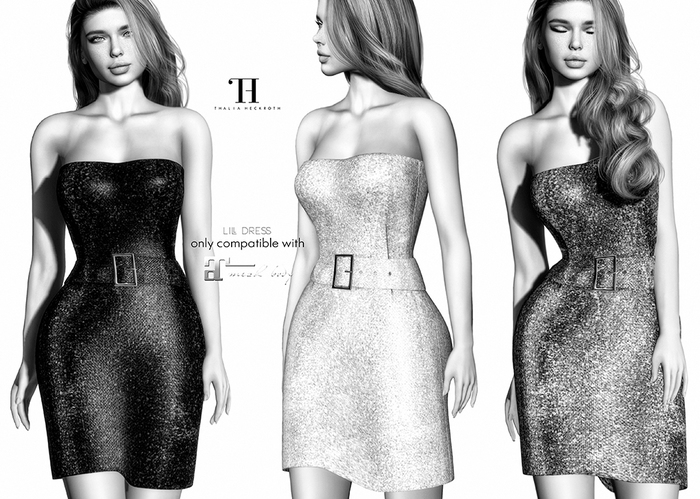 Thalia Heckroth - DEMO Lill dress (MAITREYA)