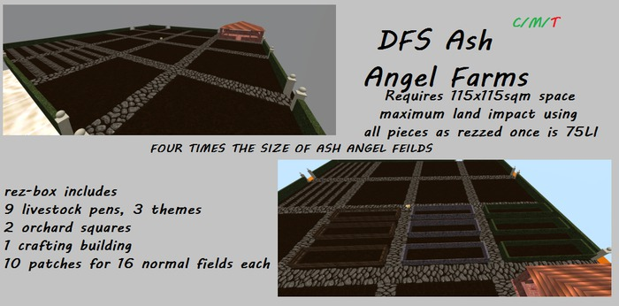 [MC] Ash Angel Farm