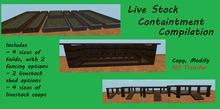 [MC] Live Stock Containment Compilation
