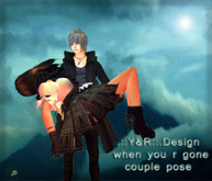 .::Y&R::. Design when your gone couple pose(boxed)