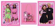 BETRAYAL. Nicki Collection DEMO Maitreya, Hourglass, Freya, Legacy, Jake, Gianni