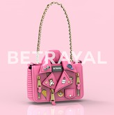 BETRAYAL. Nicki Jacket Bag DELUXE (All Colors)