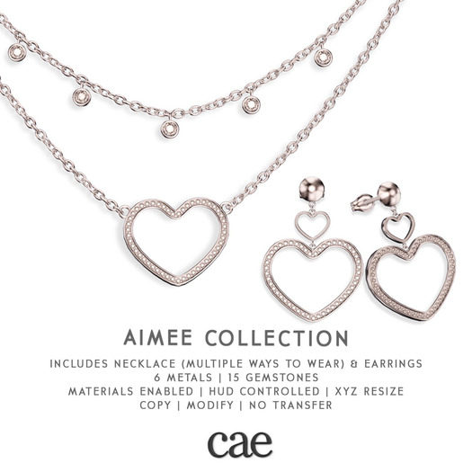 Cae :: Aimee :: Collection [bagged]